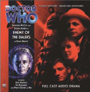 "Big Finish ""Enemy Of The Daleks"" signed by Bindya Solanki"